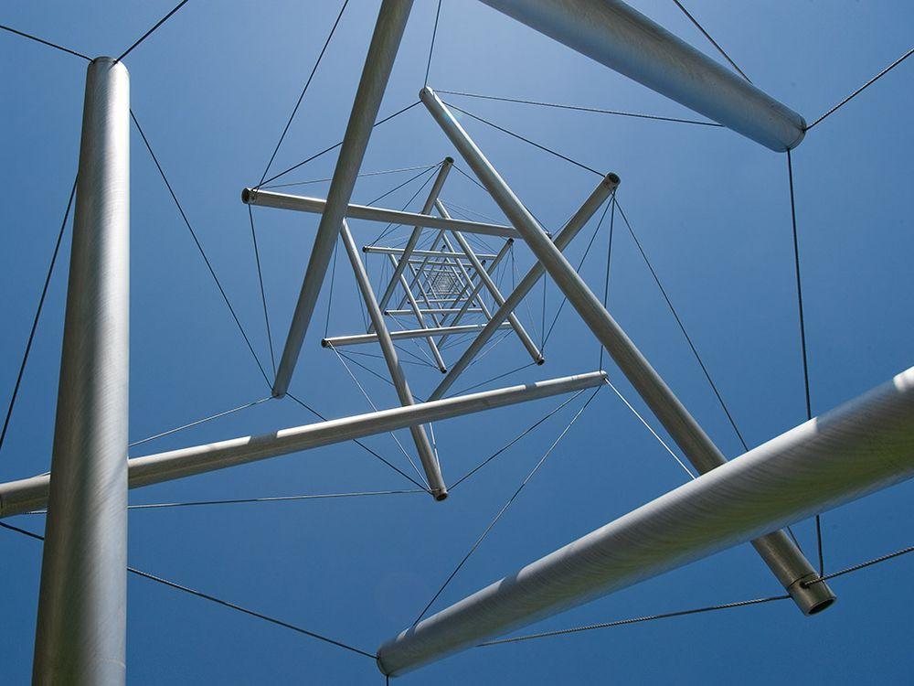 Needle Tower Close Up