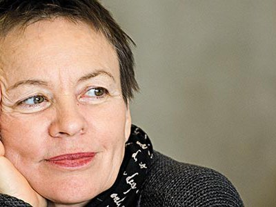 """""""The idea of musical chops—instrumental mastery—will still be around,"""" says Laurie Anderson."""