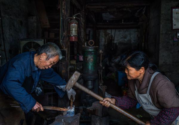 A couple of blacksmiths thumbnail