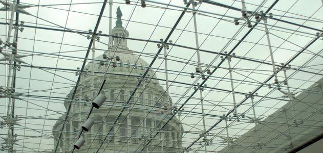 Emancipation Hall skylight