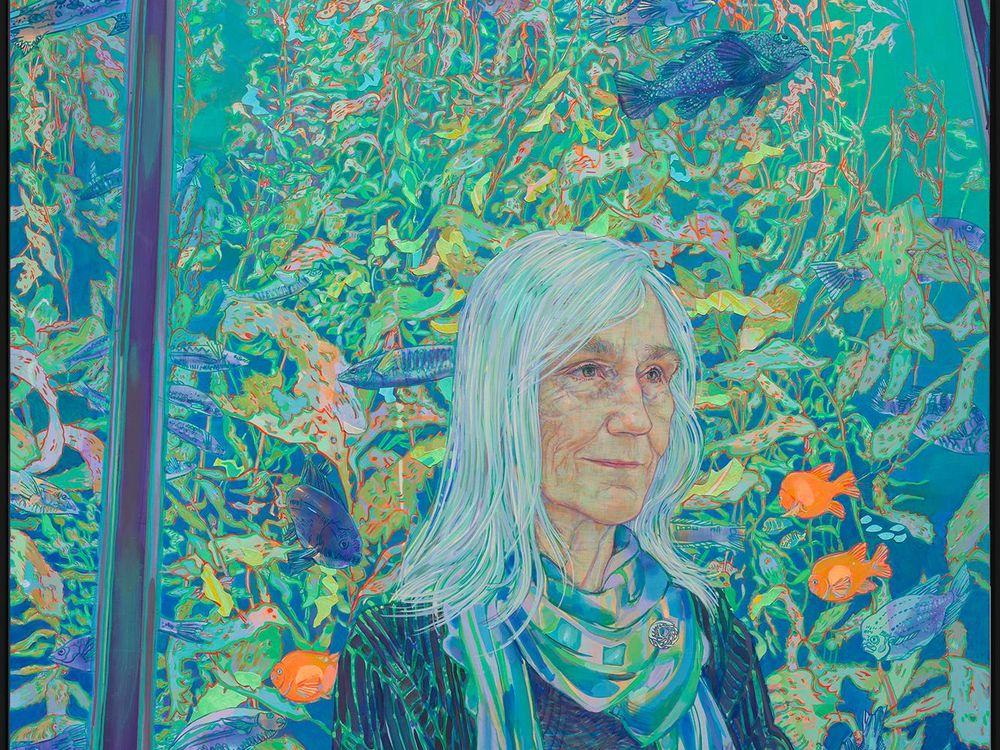 Julie Packard, Hope Gangloff