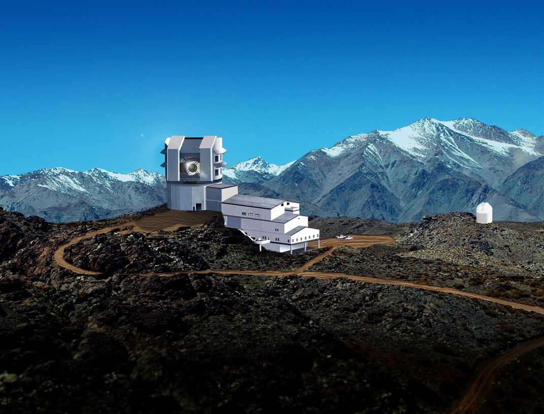 """""""Weak Lensing"""" Helps Astronomers Map the Mass of the Universe"""