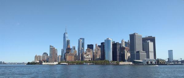 South Manhattan: A study in blue. thumbnail