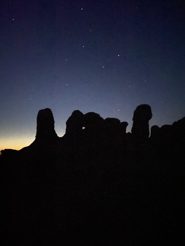 Big Dipper @Arches National Park, Utah thumbnail