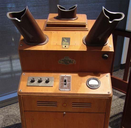 Better Feet Through Radiation: The Era of the Fluoroscope