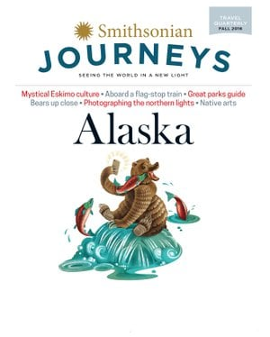 Preview thumbnail for This article is a selection from the Smithsonian Journeys Travel Quarterly Alaska Issue