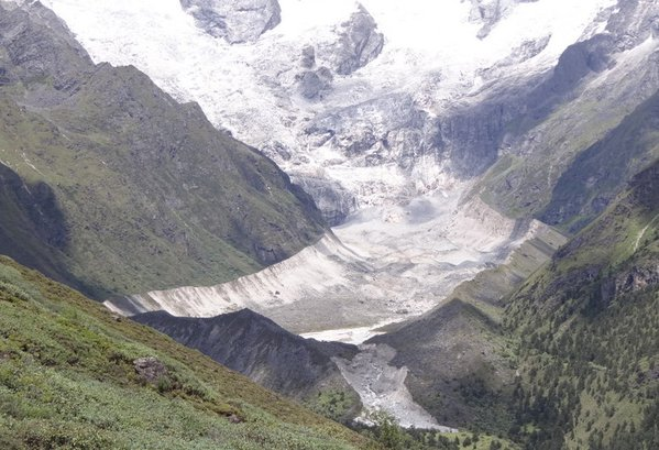 After the Glacial Lake Outburst Flood(GLOF) in the Northern Bhutan thumbnail