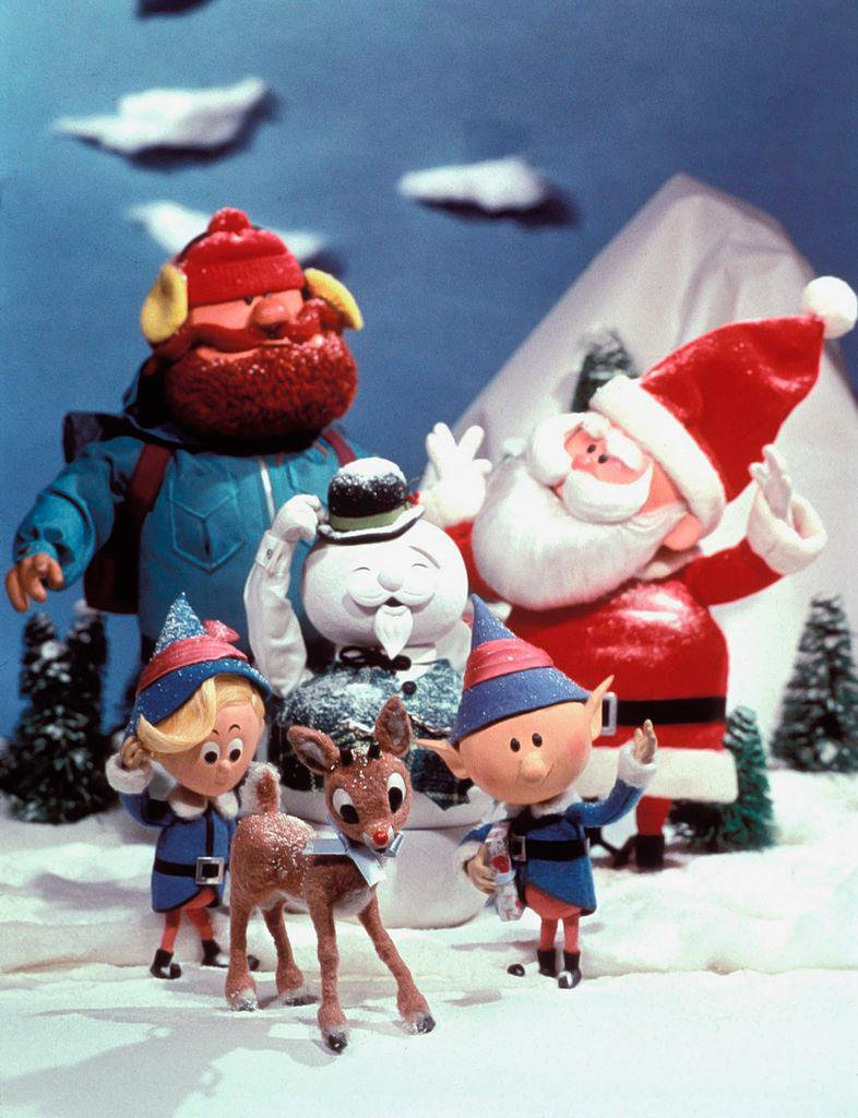 The Magical Animation of 'Rudolph the Red-Nosed Reindeer'