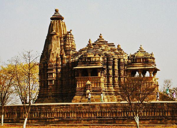 Temple in Khajuraho, India thumbnail