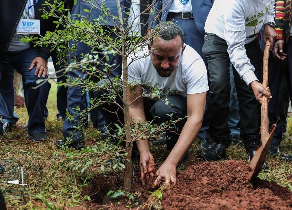 Ethiopian PM