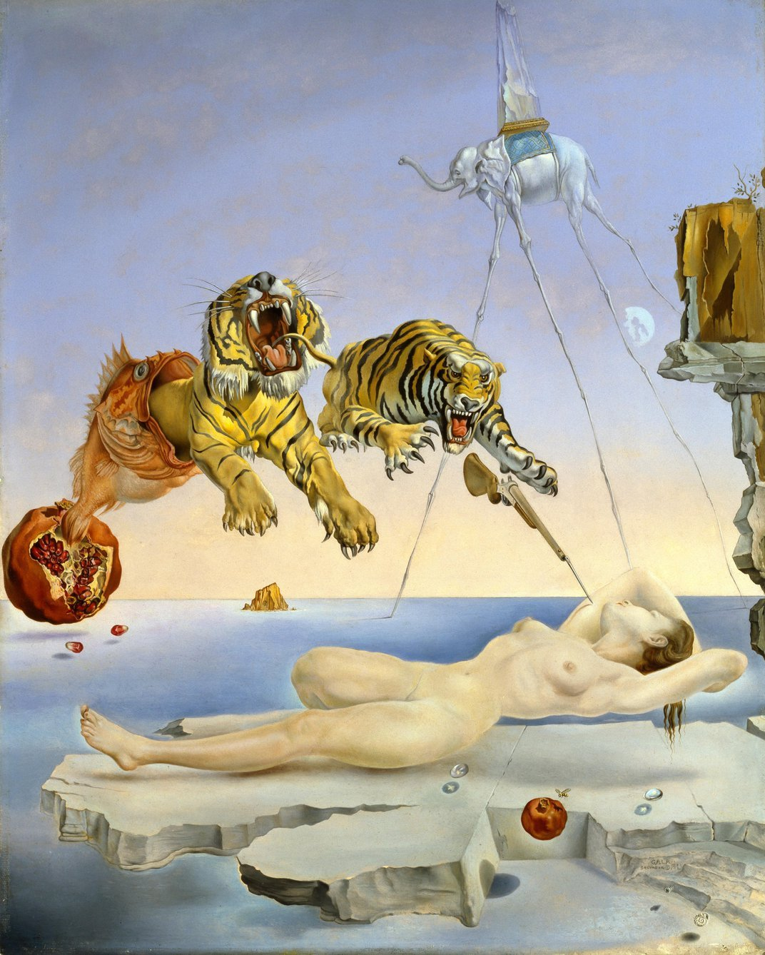 Why Gala Dalí—Muse, Model and Artist—Was More Than Just Salvador's Wife