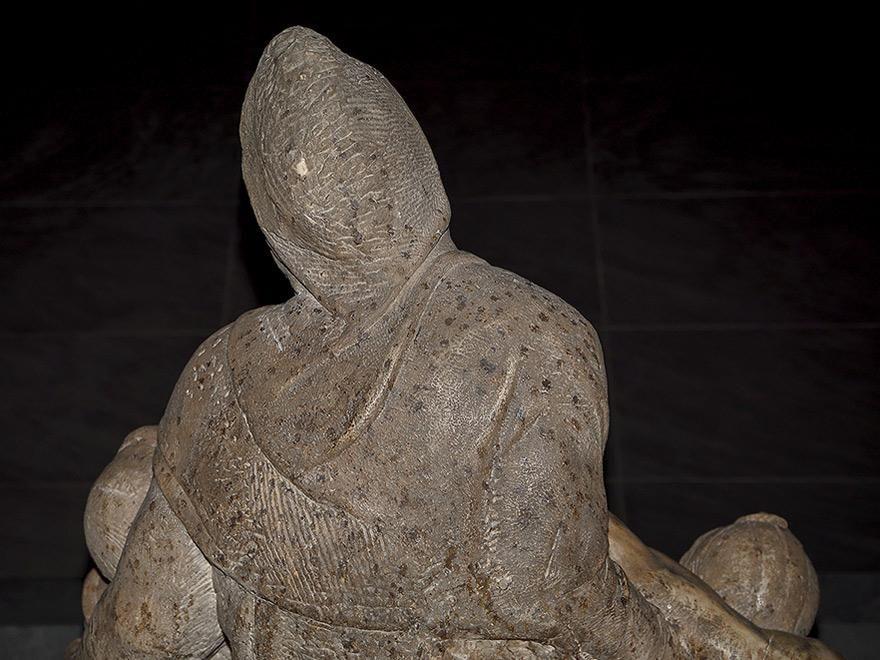 Visitors Can Watch the Restoration of Michelangelo's 'Bandini Pietà'
