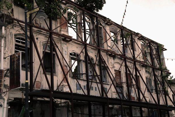 An old building in Kuala Lumpur thumbnail