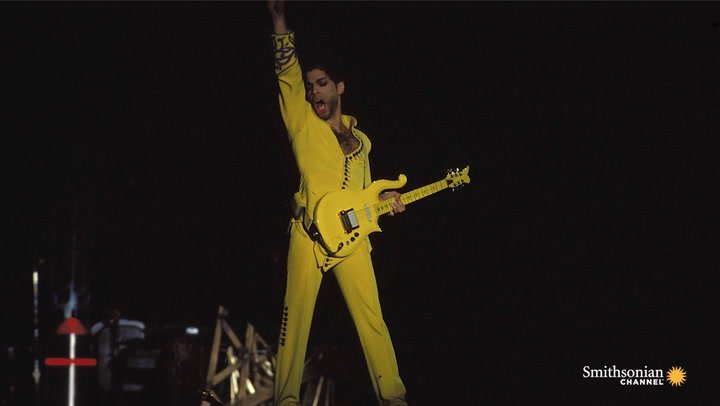Preview thumbnail for video 'Prince's Iconic Guitar