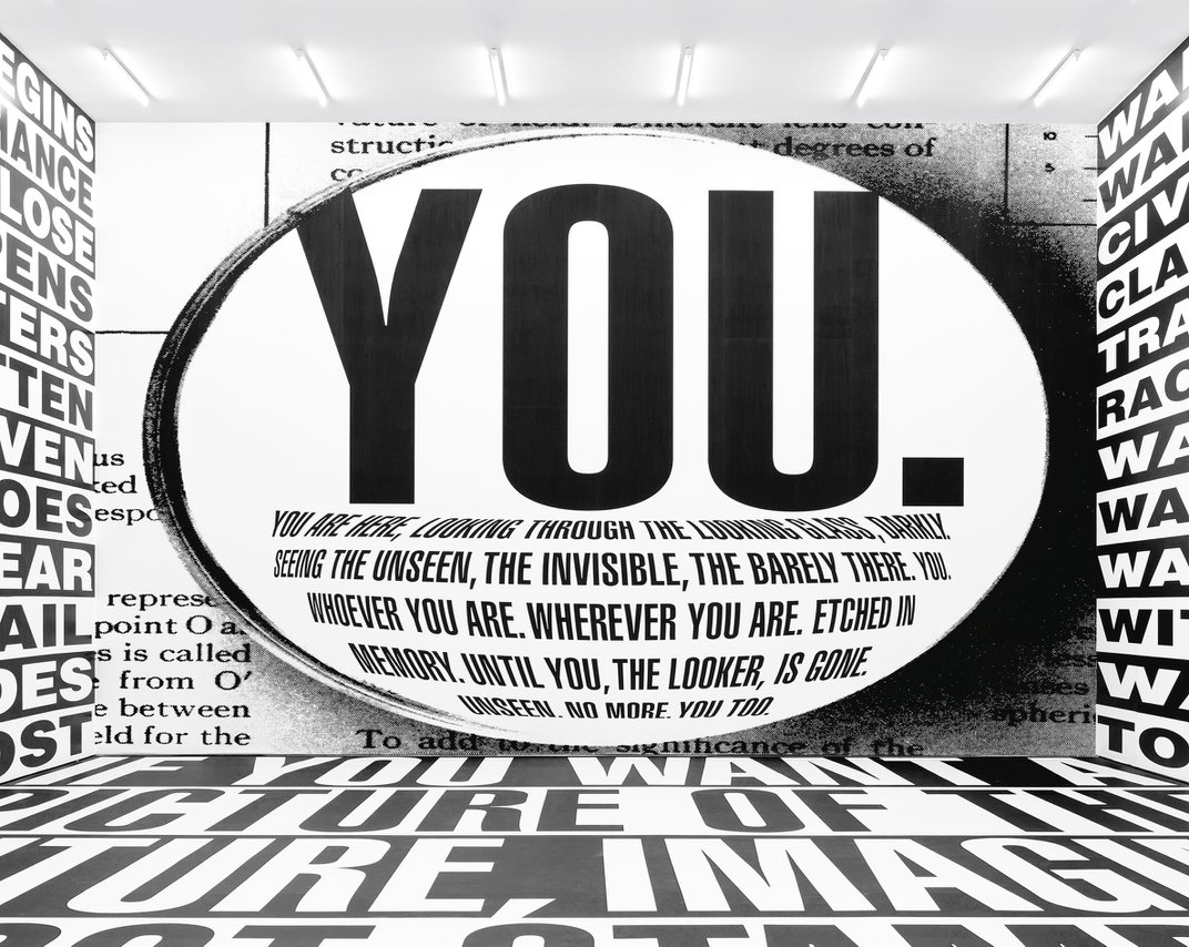 Major Barbara Kruger Exhibition Spills Out Into the Streets of Chicago