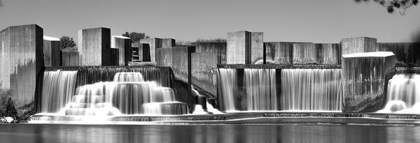 Stepping Stone Falls!  Flint, Michigan thumbnail