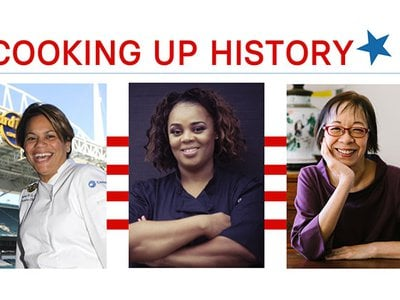 Cooking Up History, presented by the Smithsonian's National Museum of American History and Smithsonian Associates, shares fresh insights into American culture past and present through the lens of food.
