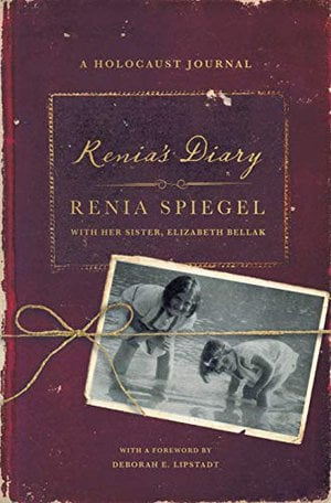 Preview thumbnail for 'Renia's Diary: A Holocaust Journal