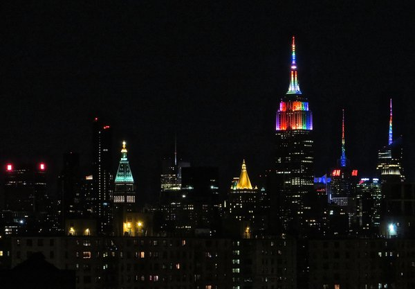 Pride in New York City thumbnail