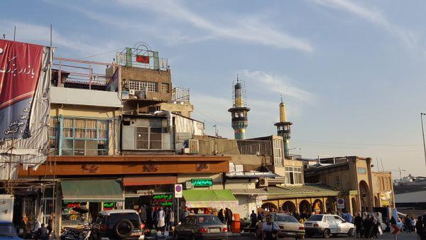 Tajrish Bazaar, Tehran, Iran thumbnail