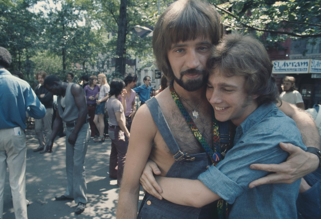 The First Pride Marches, in Photos