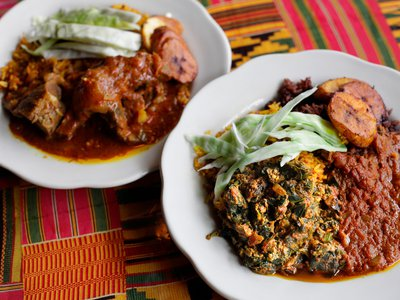 Ozoz Sokoh's new digital database features books, videos, recipes, audio clips and other resources celebrating West African culinary traditions.