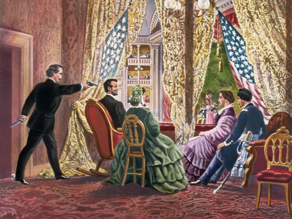 Wilkes Booth Asssasination