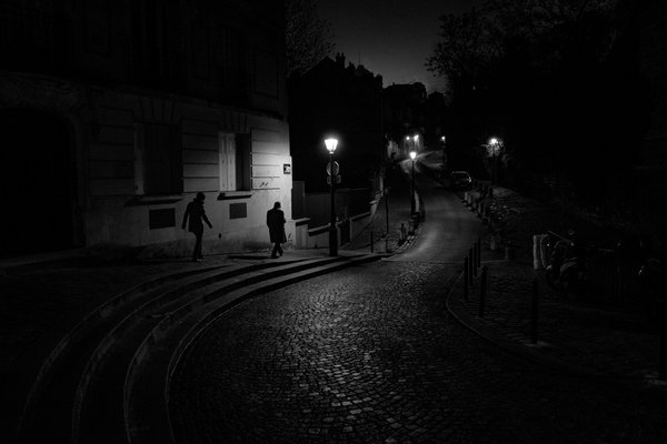 Montmartre, early morning thumbnail