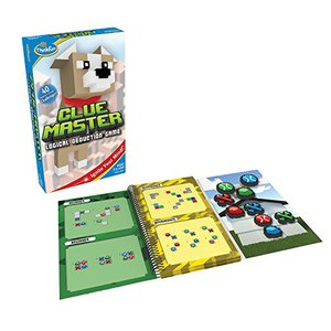 Preview thumbnail for 'ThinkFun Clue Master Logic Game and STEM Toy - Teaches Critical Thinking Skills Through Fun Gameplay
