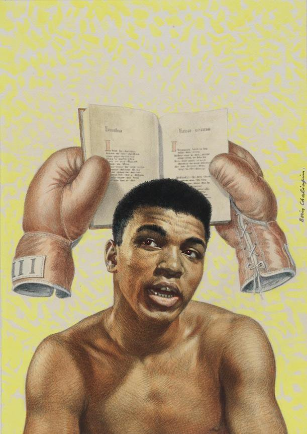 Ali, Marilyn, Jackie and Mr. Time: The Cover Artist Who Helped Define a Magazine