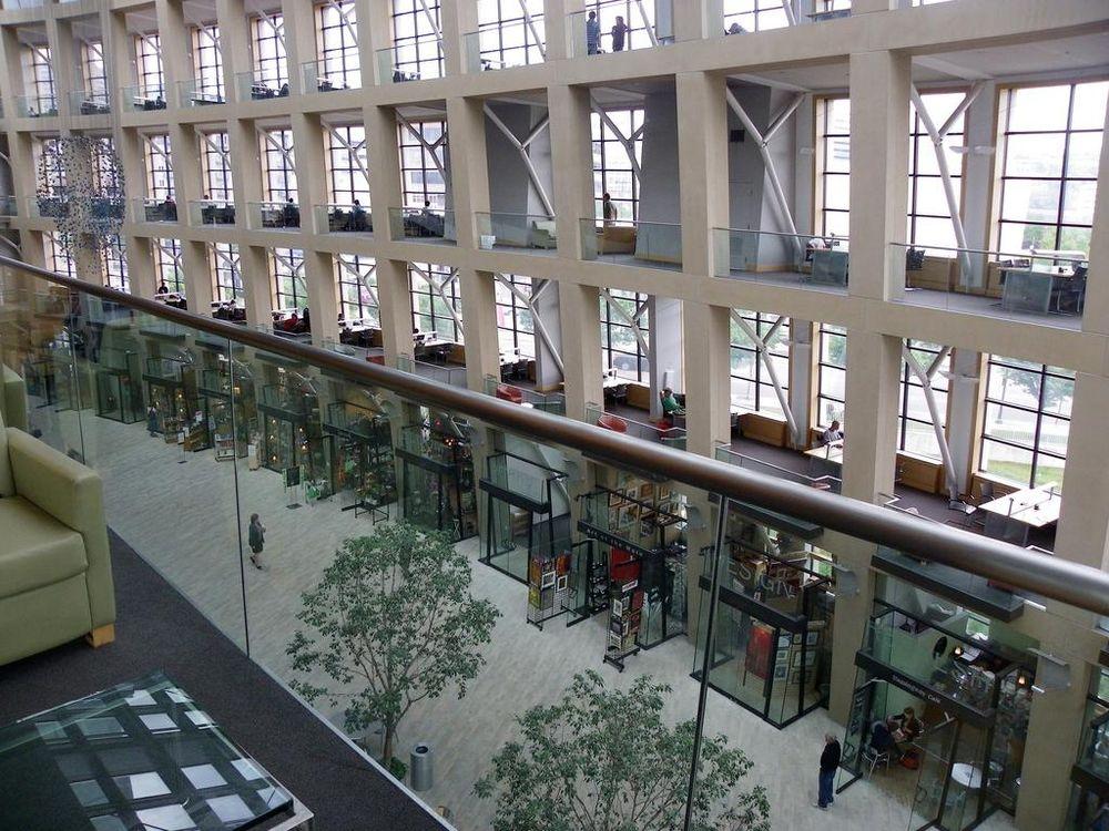 Salt Lake Library