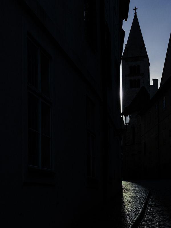 historical center of Prague thumbnail