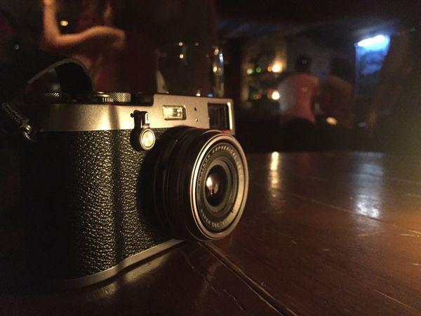A Nice Camera in Nice Lighting thumbnail
