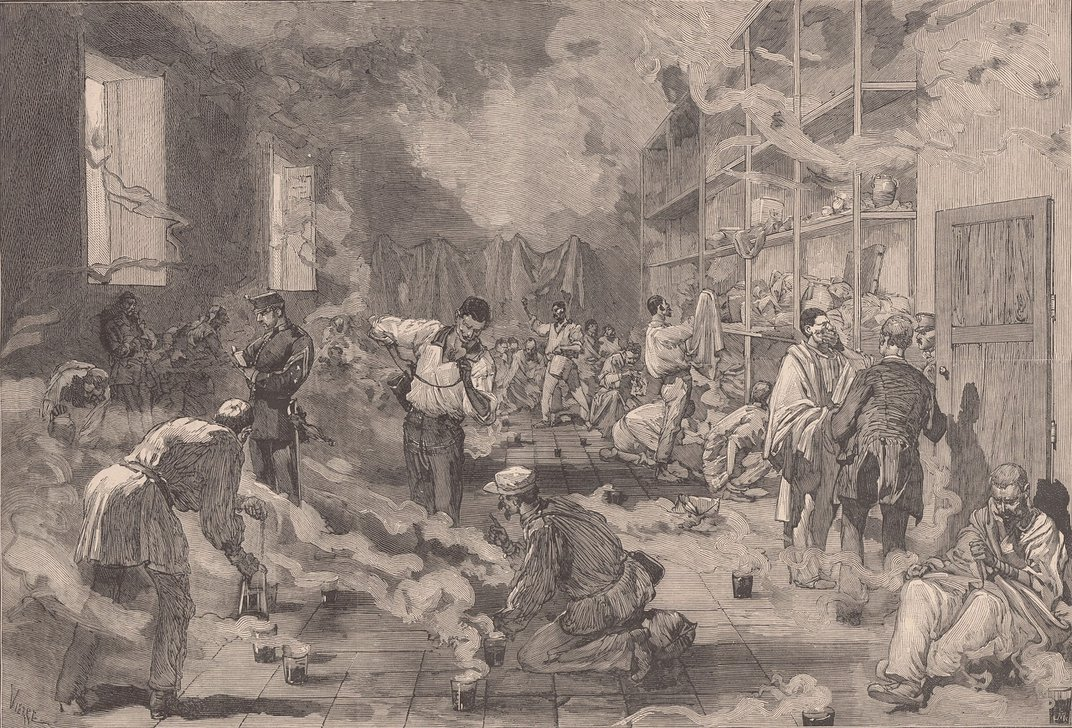 In 19th-Century Gibraltar, Survivors of a Deadly Virus Used 'Fever Passes' to Prove Their Immunity