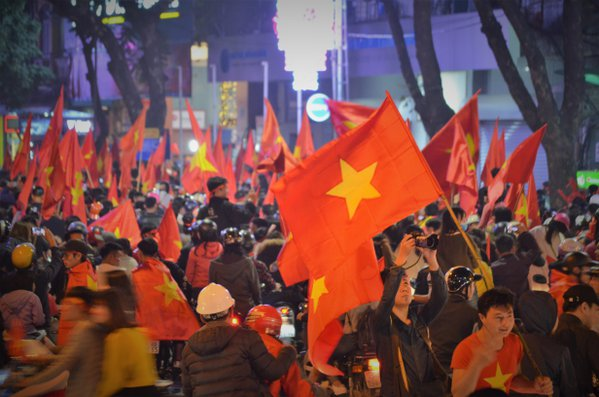 Celebration in Hanoi. thumbnail