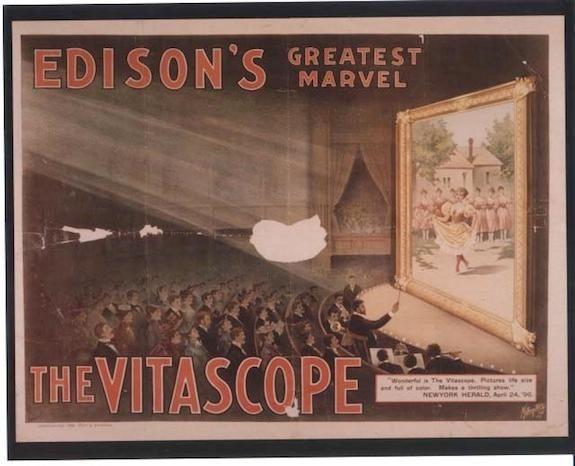 Thomas Edison a.k.a. The Movie Mogul Who Started LOLcats