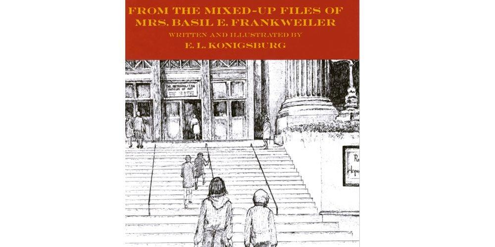 Mixed-Up Files of Mrs. Basil E. Frankweiler