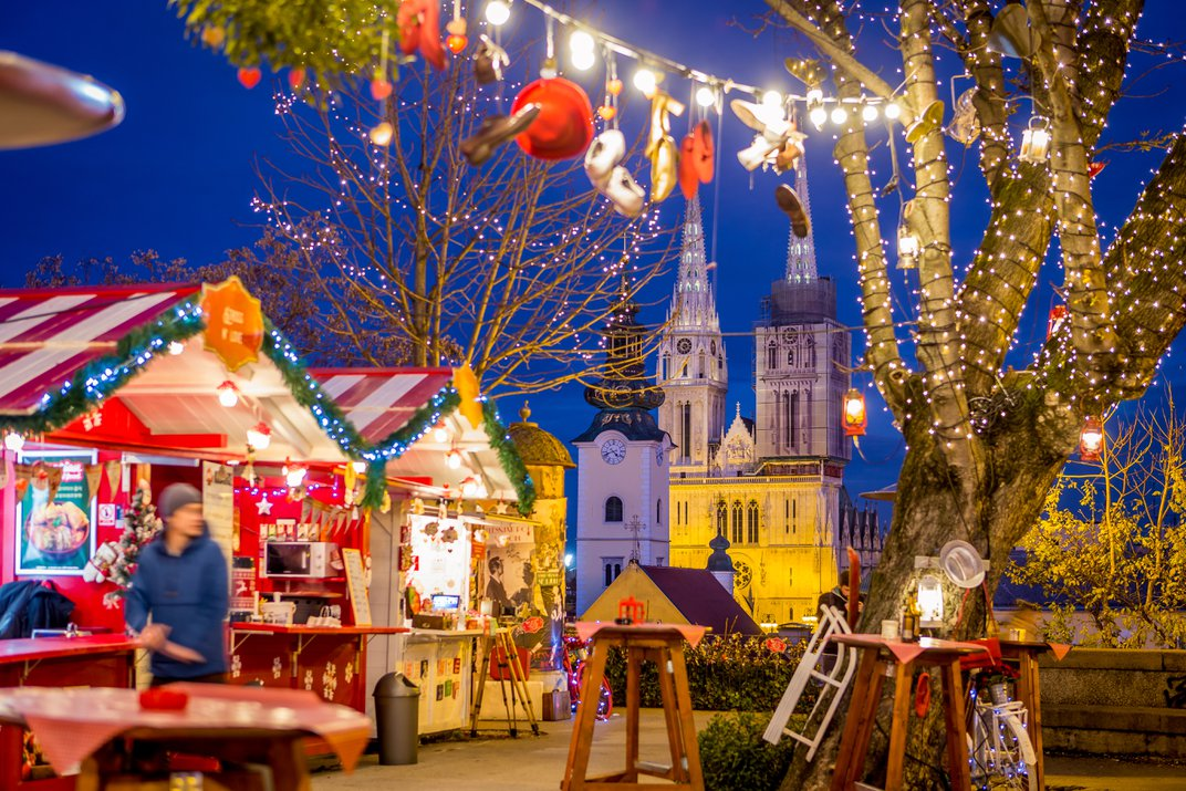 Experience the Magic of Christmas in Zagreb