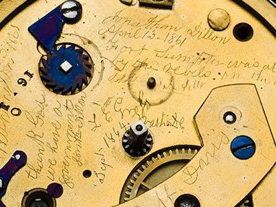 Abraham Lincoln's pocket watch