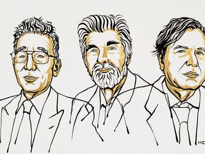 The Nobel Committee in Physics was awarded to Syukuro Manabe, Klaus Hasselmann, and Giorgio Parisi earlier today.