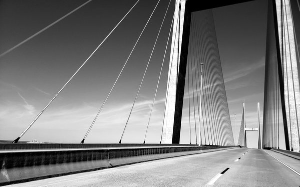 Jekyl Island GA Suspension Bridge thumbnail