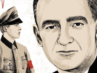 SOCIAL Joe McCarthy and a German solider