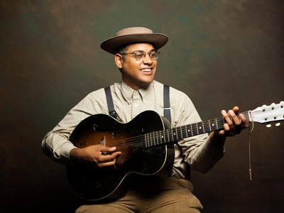 """""""I knew I had to tell a story of the past,"""" says Don Flemons, the Grammy-winning co-founder of the Carolina Chocolate Drops."""