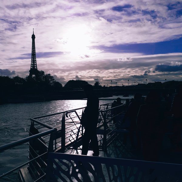 Beauty by the Seine cruise. thumbnail