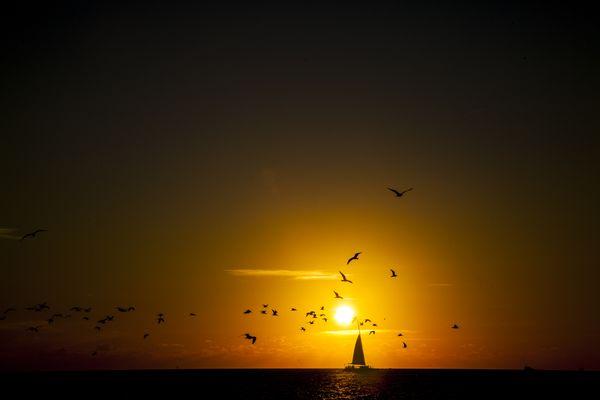 Key West Sunset thumbnail