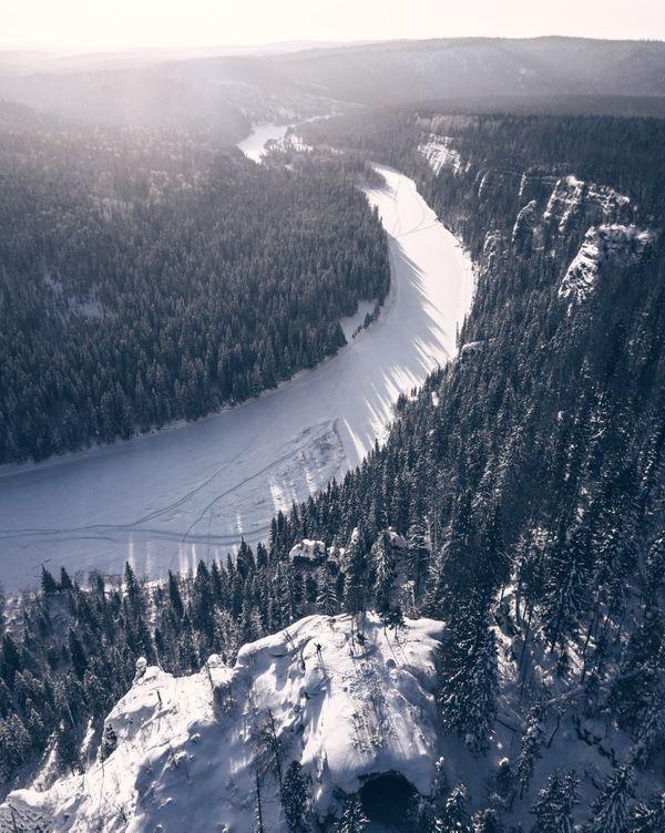 Winter in Ural thumbnail