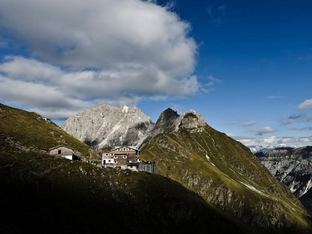 Innsbrucker Hut