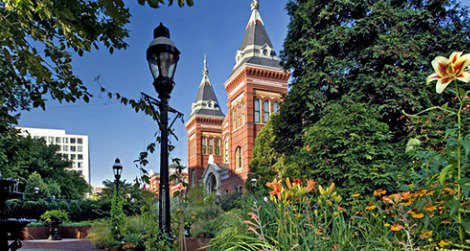 Every Tuesday, take a guided tour through the Mary Livingston Ripley Garden.