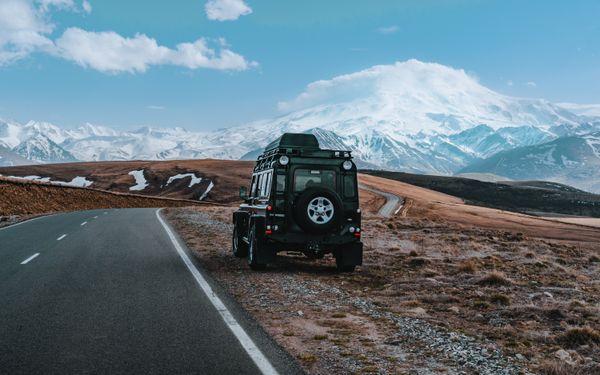 road to Elbrus thumbnail