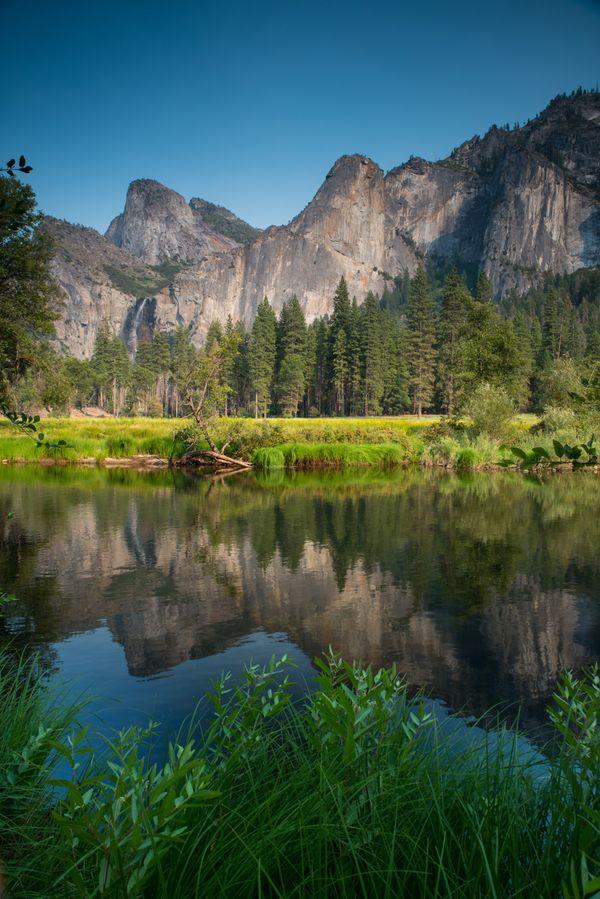 Three Sisters, Yosemite National Park thumbnail